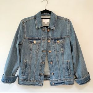 Denim Jacket Medium Wash